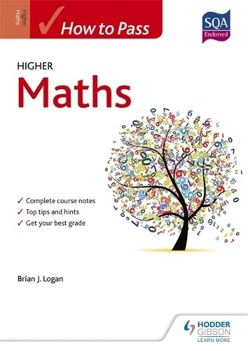 How to Pass Higher Maths (How To Pass - Higher Level) By Brian Logan