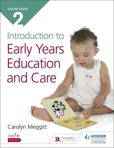 CACHE Level 2 Introduction to Early Years Education and Care by Carolyn Meggitt