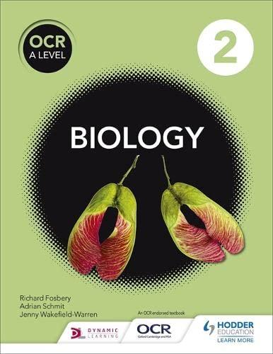 OCR A Level Biology Student Book 2 By Adrian Schmit