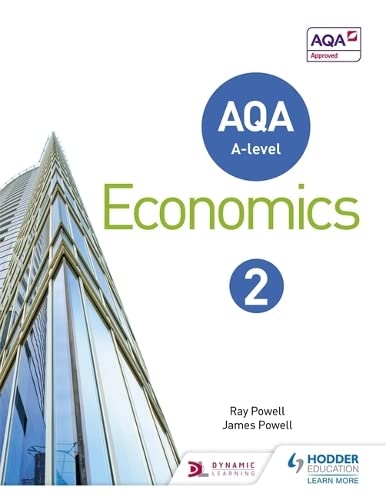 AQA A-level Economics Book 2 By Ray Powell
