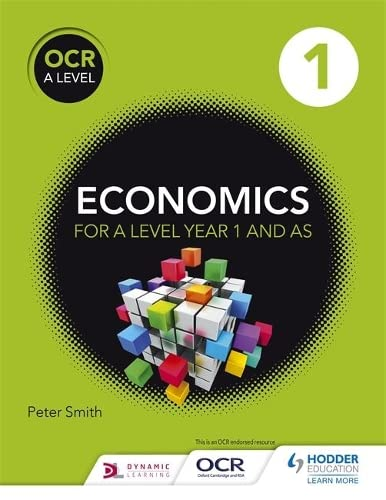 OCR A Level Economics Book 1 By Peter Smith