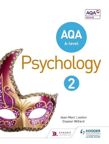 AQA A-level Psychology Book 2 By Jean-Marc Lawton