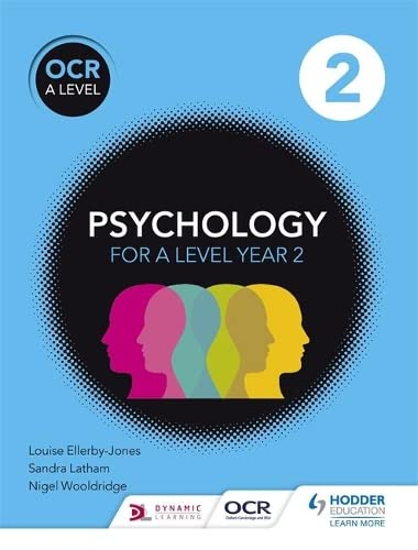 OCR Psychology for A Level Book 2 By Louise Ellerby-Jones