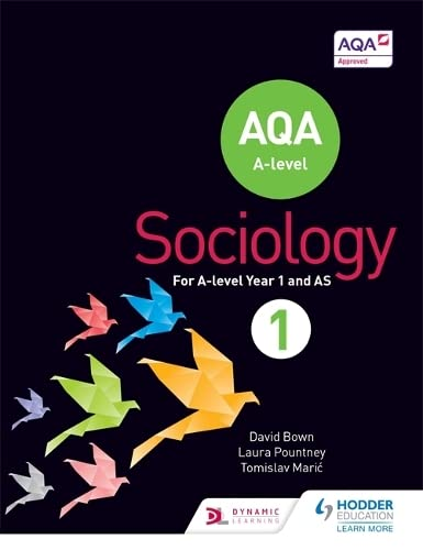 AQA Sociology for A-level Book 1 By David Bown