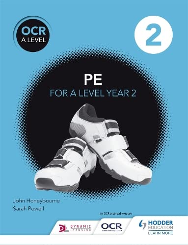 OCR A Level PE Book 2 By John Honeybourne