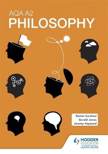 AQA A2 Philosophy by Dan Cardinal
