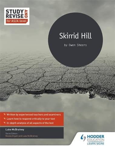 Study and Revise for AS/A-level: Skirrid Hill (Study & Revise for As/A-level) By Luke McBratney