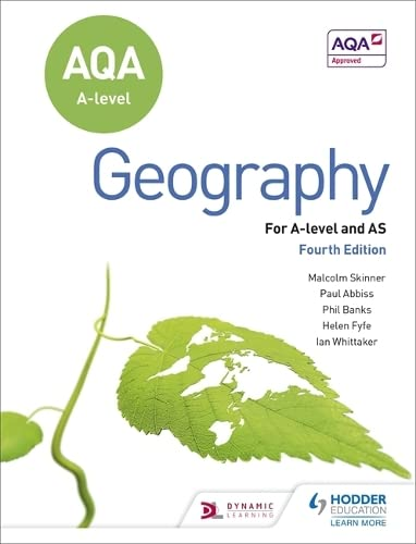 AQA A-level Geography Fourth Edition By Ian G. Whittaker
