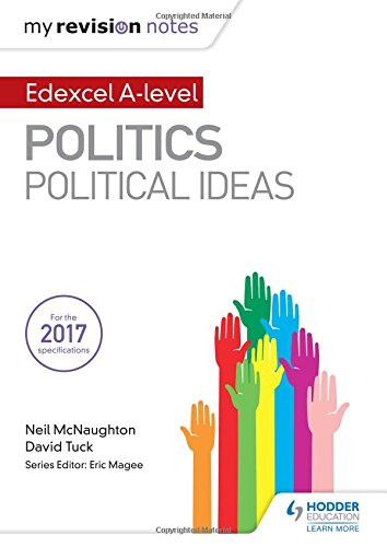 My Revision Notes: Edexcel A-level Politics: Political Ideas By Neil McNaughton