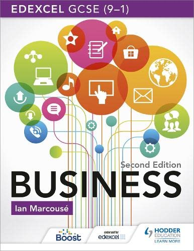 Edexcel GCSE (9-1) Business, Second Edition By Ian Marcouse