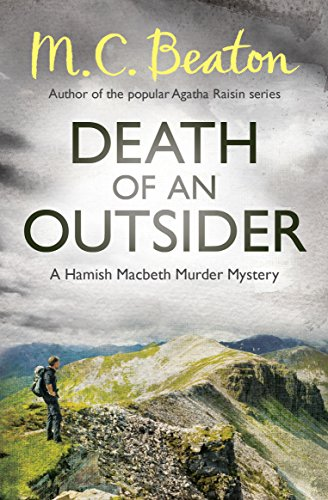 Death of an Outsider By M.C. Beaton