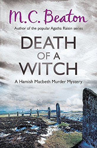 Death of a Witch (Hamish Macbeth) By M. C. Beaton