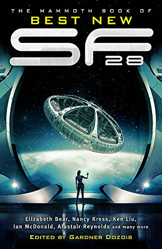 Mammoth Book of Best New SF 28 By Gardner Dozois