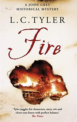 Fire By L.C. Tyler