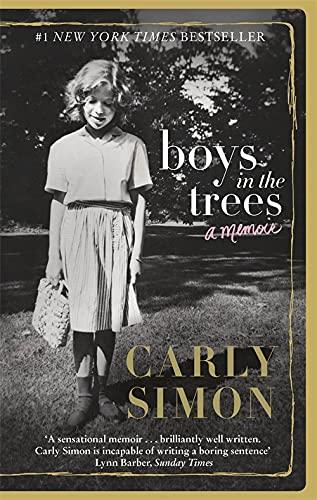 Boys in the Trees von Carly Simon