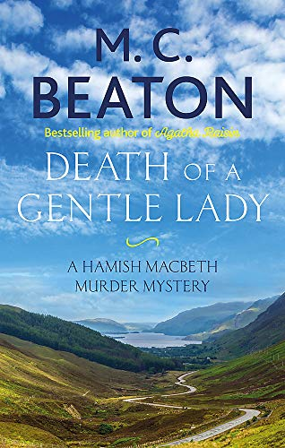 Death of a Gentle Lady By M.C. Beaton