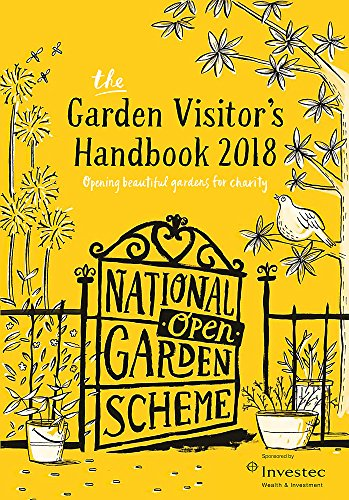 The Garden Visitor's Handbook 2018 By The National Garden Scheme (NGS)