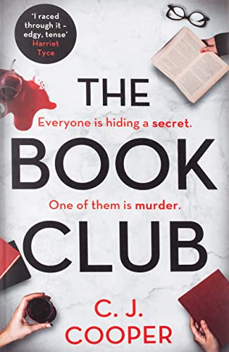 The Book Club By C. J. Cooper