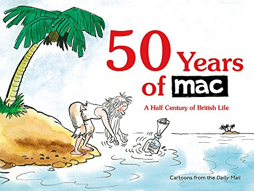 50 Years of MAC By Dr Mark Bryant