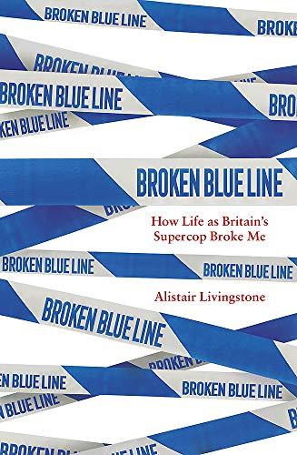 Broken Blue Line By Alistair Livingstone
