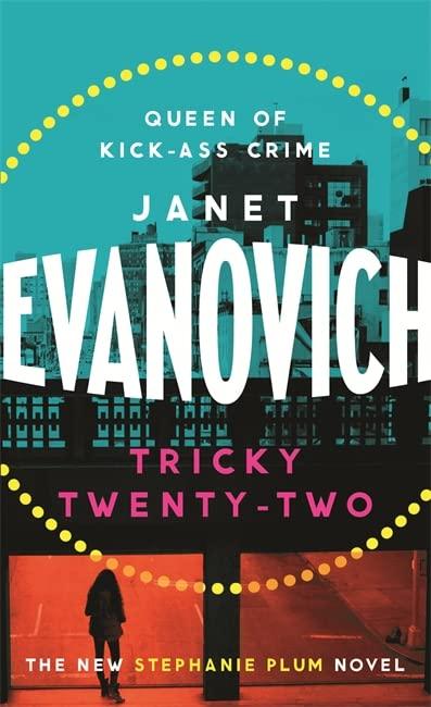 Tricky Twenty-Two By Janet Evanovich