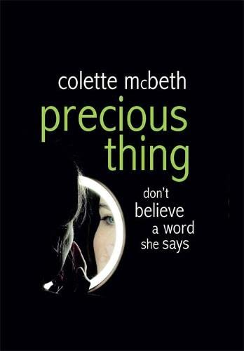 Precious Thing by Colette McBeth