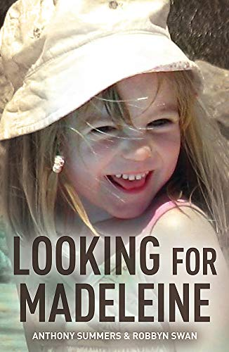 Looking For Madeleine By Anthony Summers