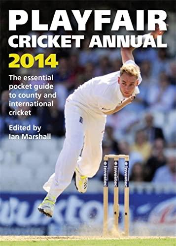 Playfair Cricket Annual: 2014 by Ian Marshall