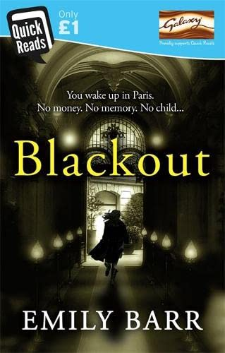 Blackout (Quick Reads 2014) By Emily Barr