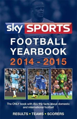 Sky Sports Football Yearbook 2014-2015 By Headline
