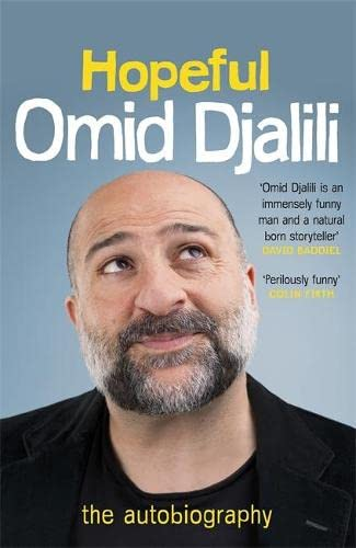 Hopeful - An Autobiography by Omid Djalili