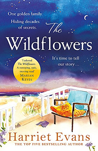 The Wildflowers: the Richard and Judy Book Club summer read 2018 By Harriet Evans