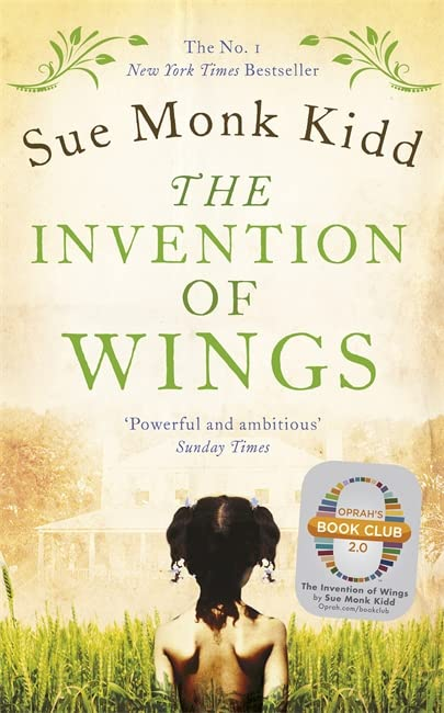 The Invention of Wings by Monk Kidd, Sue Book The Cheap Fast Free Post