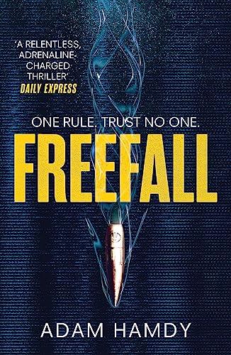Freefall By Adam Hamdy