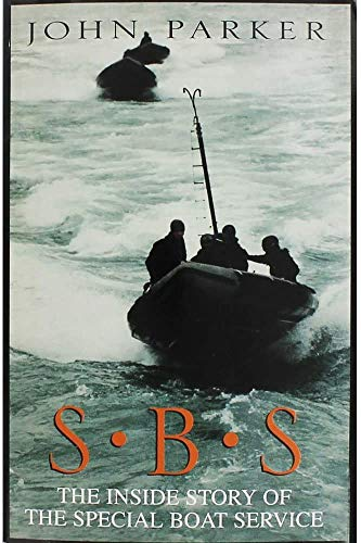 Headline Publishing Group SBS - The Inside Story Of The Special Boat Service