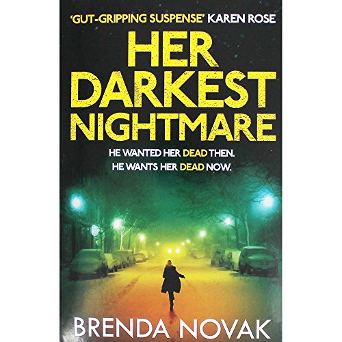 Brenda Novak Her Darkest Nightmare | Used - Very Good ...