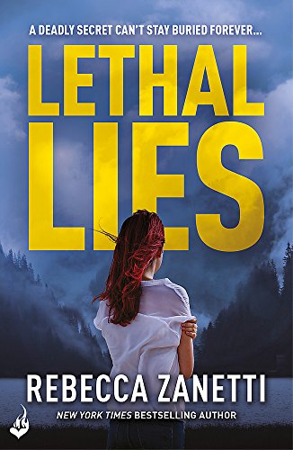 Lethal Lies: Blood Brothers Book 2 By Rebecca Zanetti