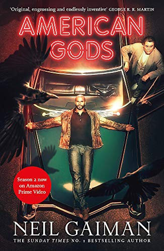 American Gods: TV Tie-In By Neil Gaiman