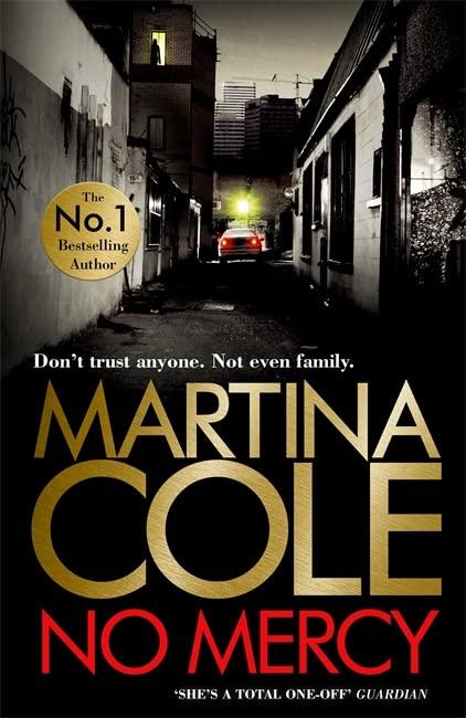 No Mercy By Martina Cole