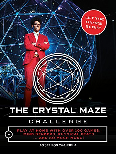 The Crystal Maze Challenge By Neale Simpson
