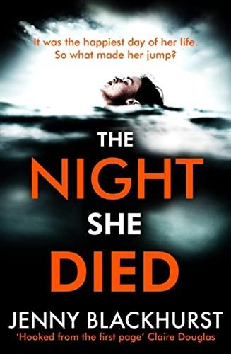 The Night She Died By Jenny Blackhurst