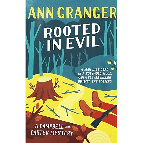 Ann Granger Rooted in Evil