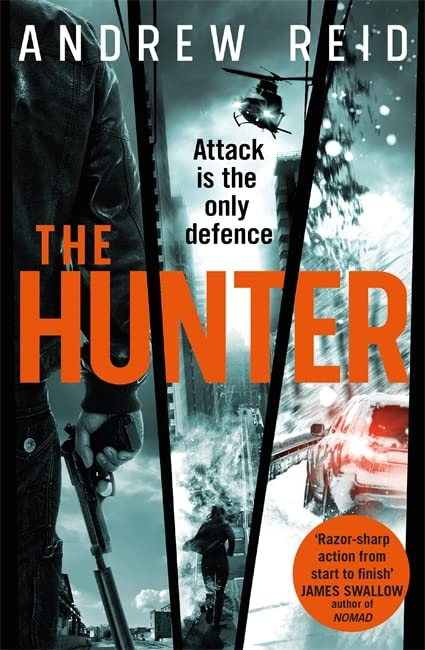 The Hunter By Andrew Reid