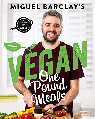 Vegan One Pound Meals By Miguel Barclay