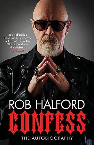 Confess von Rob Halford