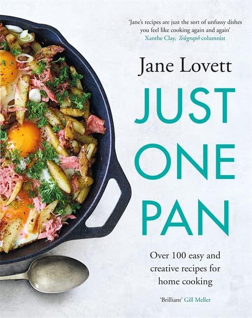 Just One Pan By Jane Lovett