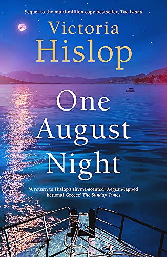 One August Night By Victoria Hislop
