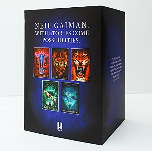 The Neil Gaiman Collection By Neil Gaiman