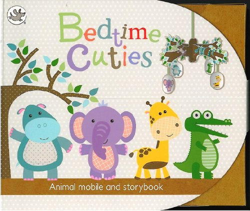 Little Learners : Mobile : Bedtime Cuties By Parragon
