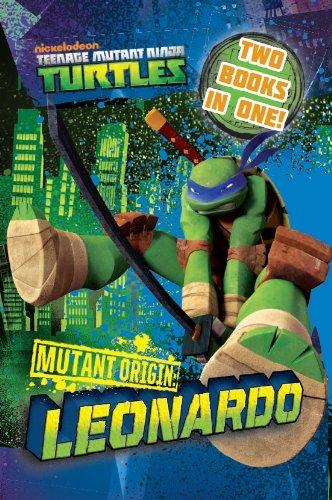 Teenage Mutant Ninja Turtles Mutant Origin: Donatello/Leonardo By Nickelodeon